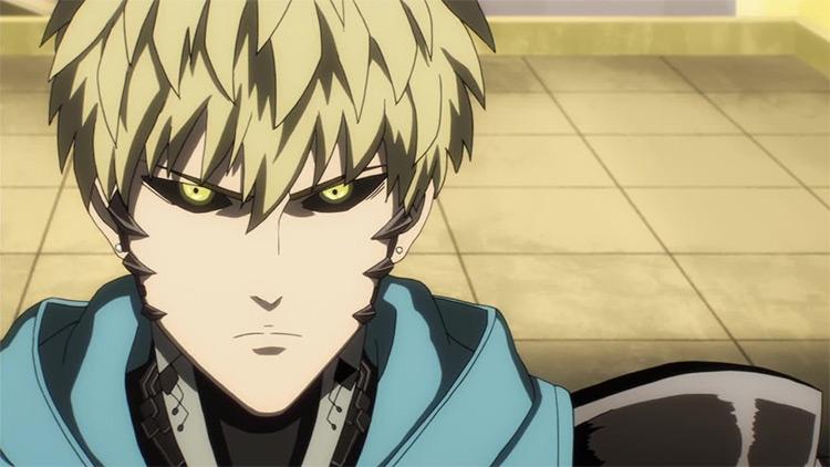 Genos One Punch Man anime
