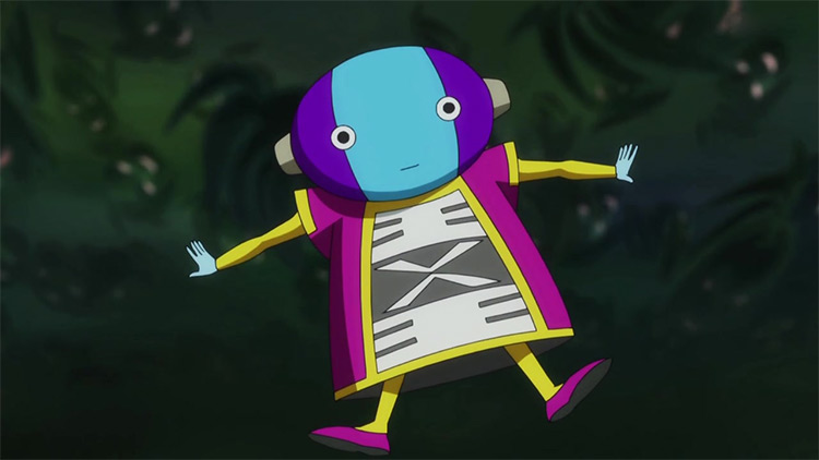Zeno from Dragon Ball Super anime
