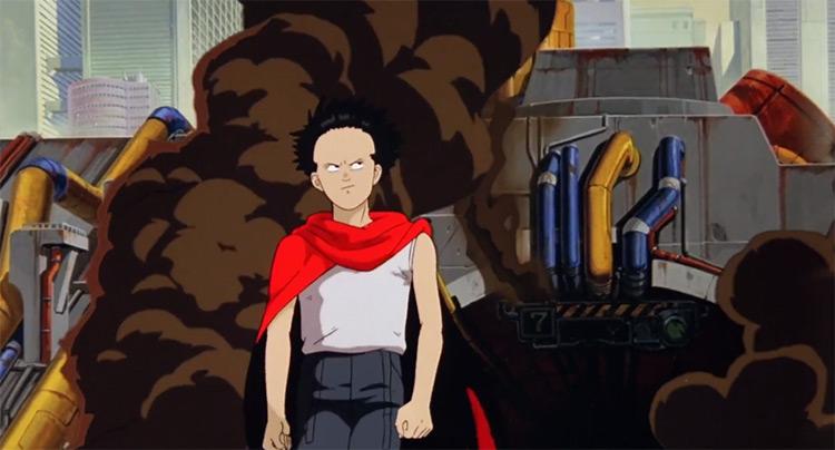 Tetsuo Shima Akira anime screenshot