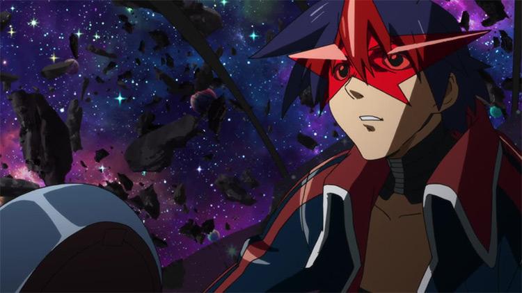 Simon Tengen Toppa Gurren Lagann anime screenshot