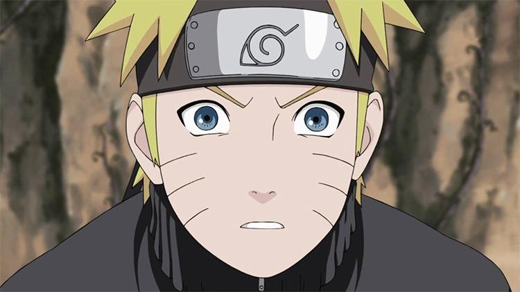 Naruto Uzumaki in Naruto: Shippuden anime