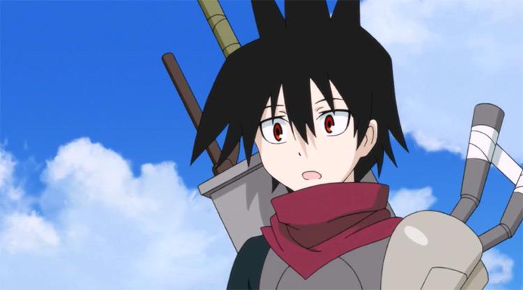 Ross Senyuu anime screenshot