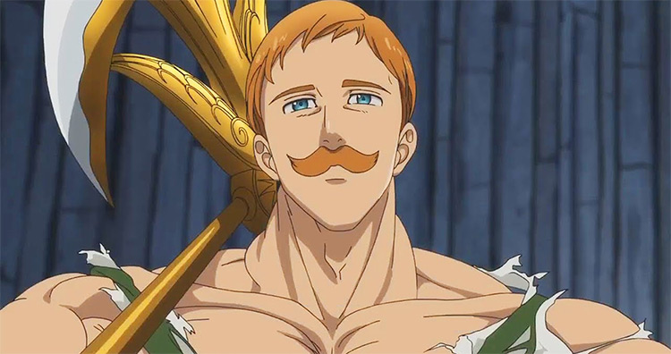Escanor Seven Deadly Sins anime screenshot