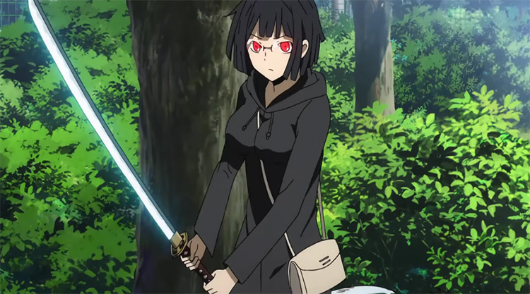 Anri Sonohara from Durarara! anime
