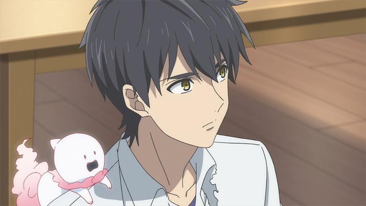 Kuro Sakuragawa from In/Spectre anime