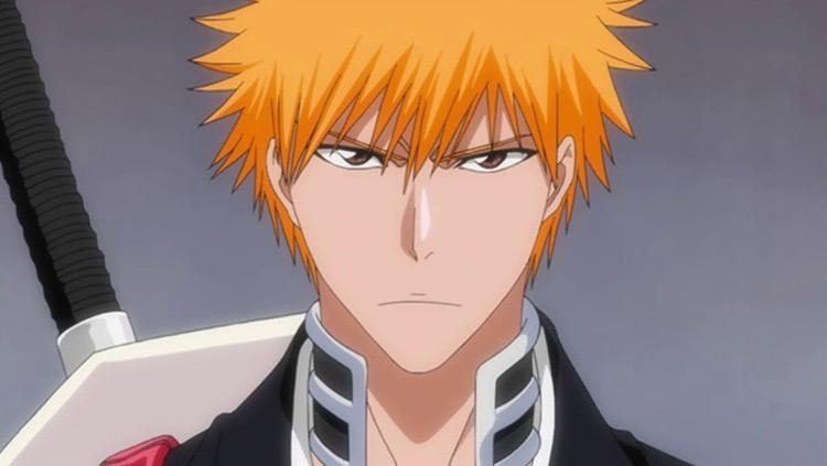 Ichigo Kurosaki Bleach anime screenshot