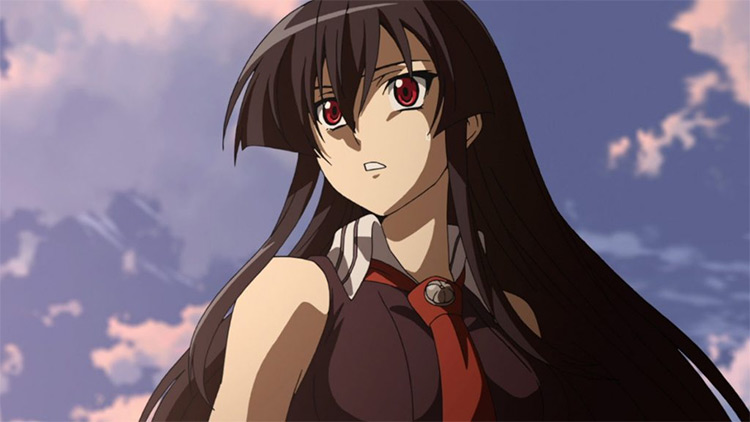 Akame from Akame ga Kill! anime
