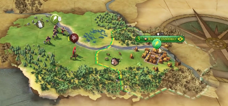 Civilization 6: Top 10 Best Starting Resources