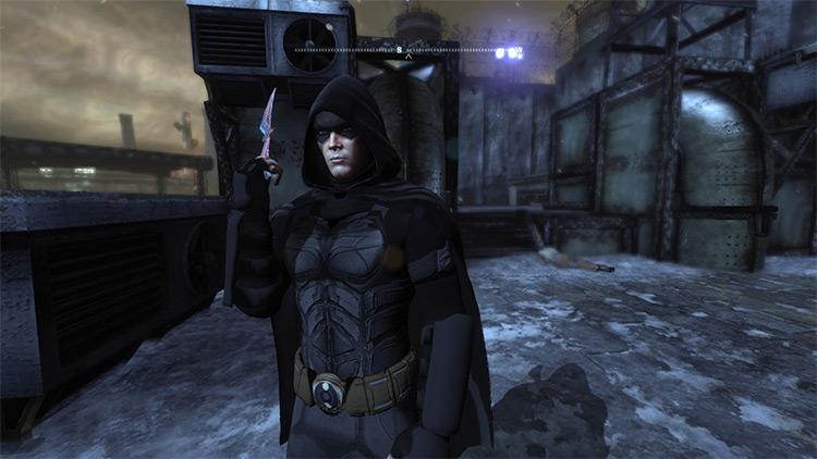 TDKR Robin Batman: Arkham City Mod