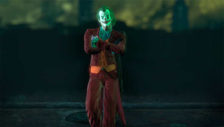 Joker Phoenix Batman: Arkham City Mod screenshot
