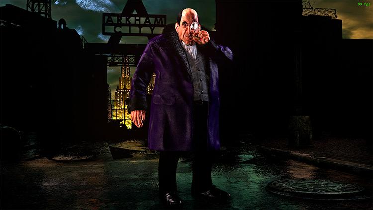 Gotham Penguin Batman: Arkham City Mod