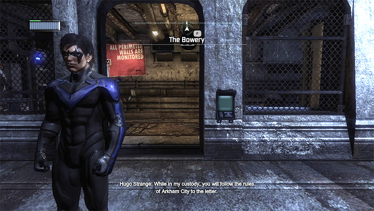 Playable Characters V3 Mod for Batman: Arkham City
