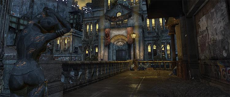 Batman Arkham City - Improved Quality mod