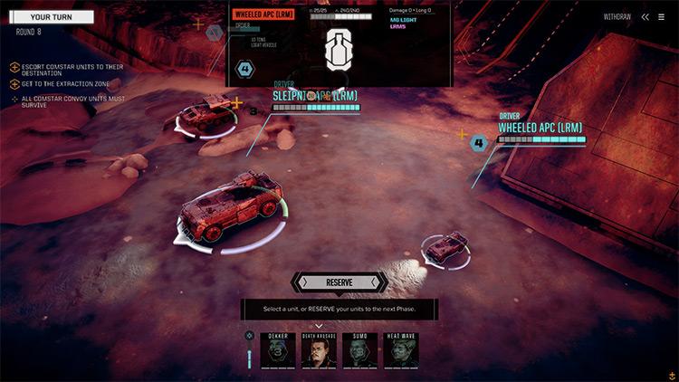 RogueTech BattleTech Mod