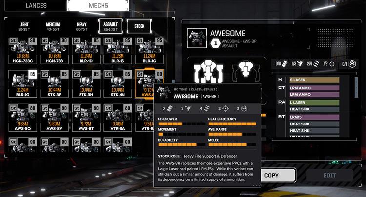 JK_Variants BattleTech Mod