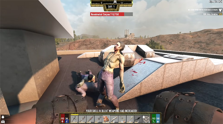 Darkness Falls Mod for 7 Days to Die