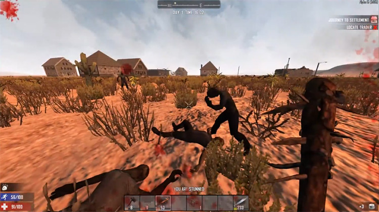 War of the Walkers Mod for 7DTD
