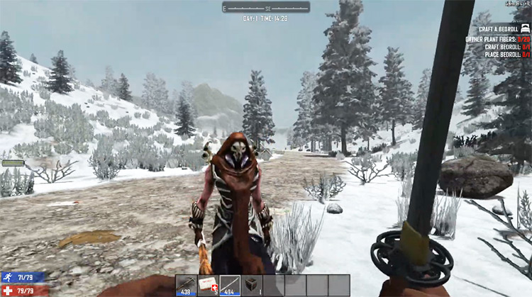 Medieval Mod for 7 Days to Die