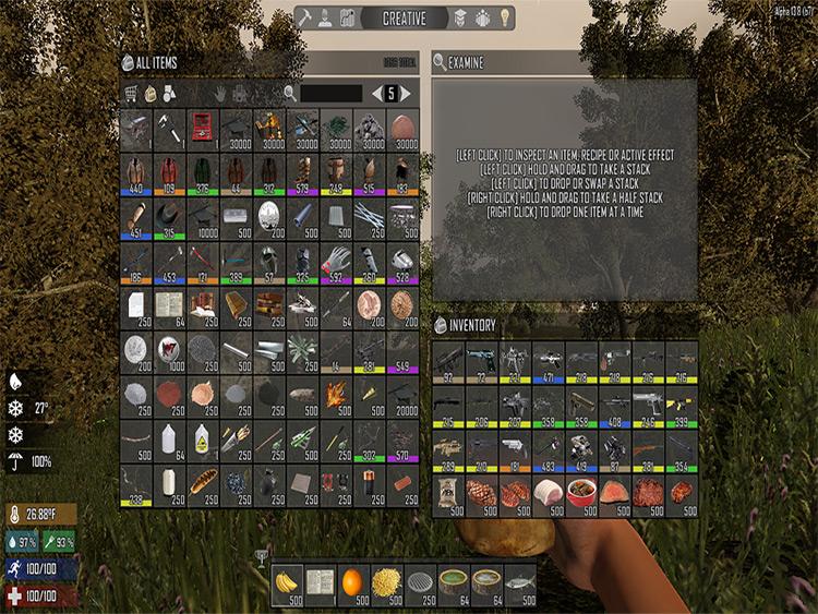Die Till Day 7 Mod screenshot
