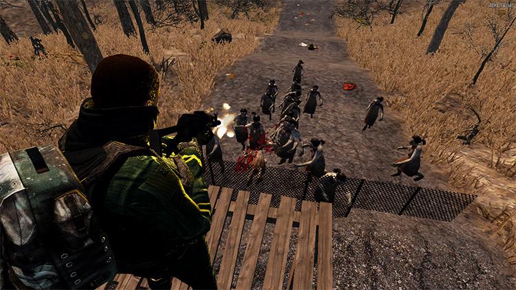 Soviet Pack 7 Days to Die Mod screenshot