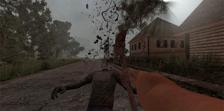Lethal Headshots Mod for 7 Days to Die