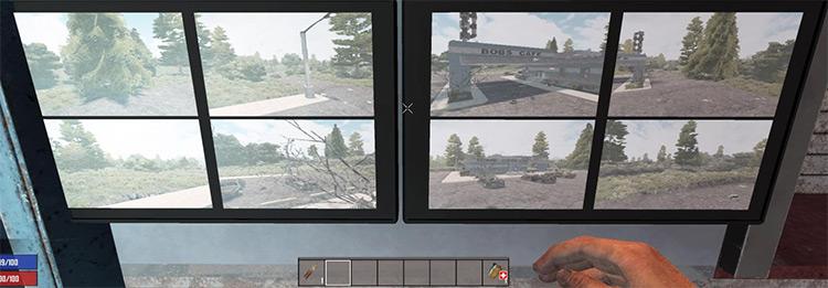 CCTVs 7 Days to Die Mod screenshot
