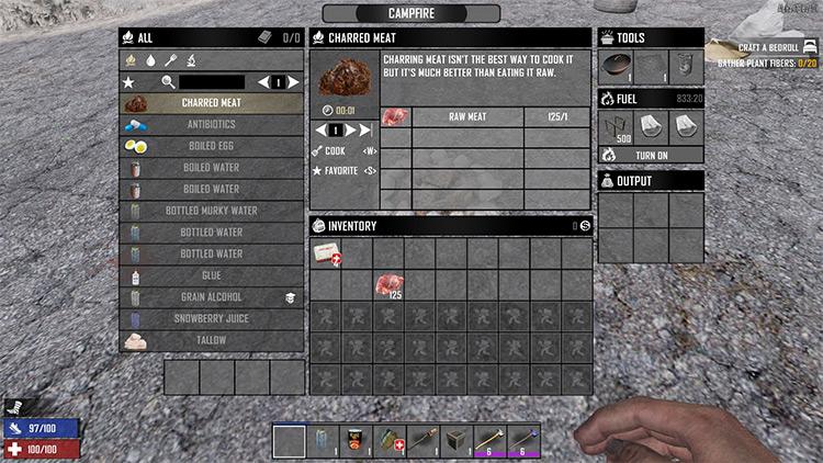 MeatFix Mod for 7 Days to Die