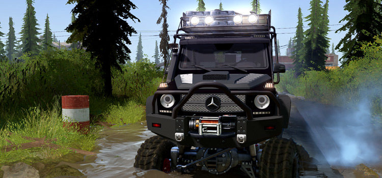 Mudrunner: 25 Best Maps & Mods To Download (All Free)