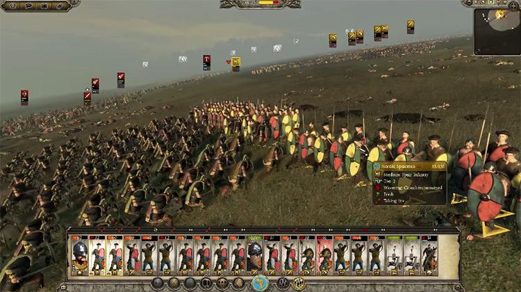 Alamans Total War: Attila Faction