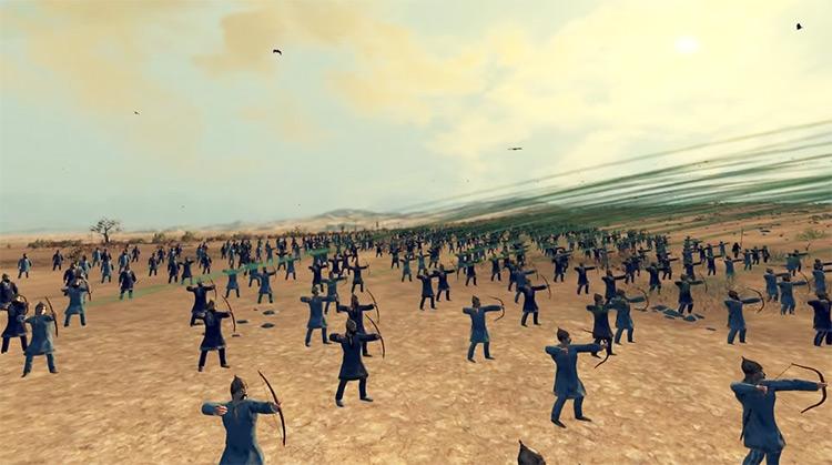 Anteans Total War: Attila Faction