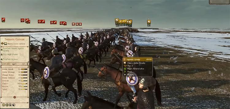 Eastern Roman Empire in Total War: Attila