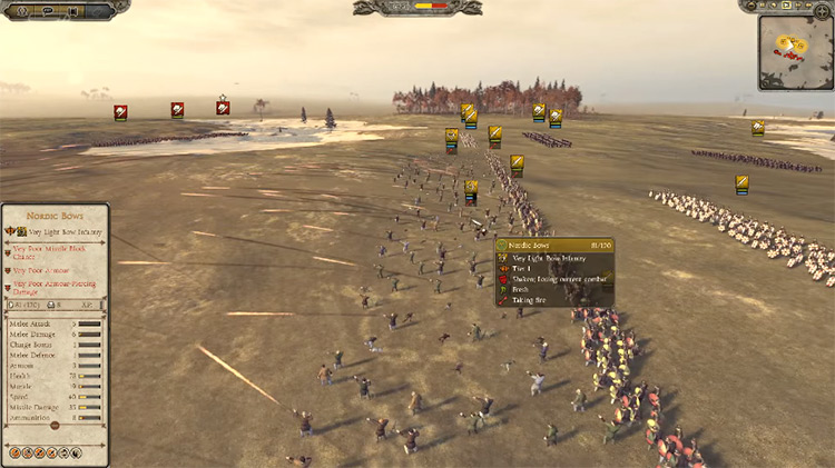 Saxons Total War: Attila Faction