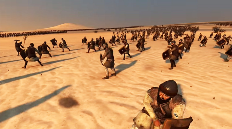 Lakhmids Total War: Attila Faction