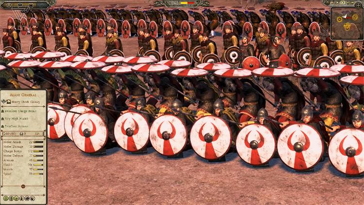 Western Roman Empire Total War: Attila Faction