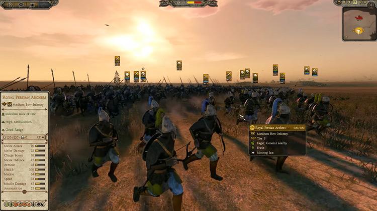 Sassanid Empire Total War: Attila Faction