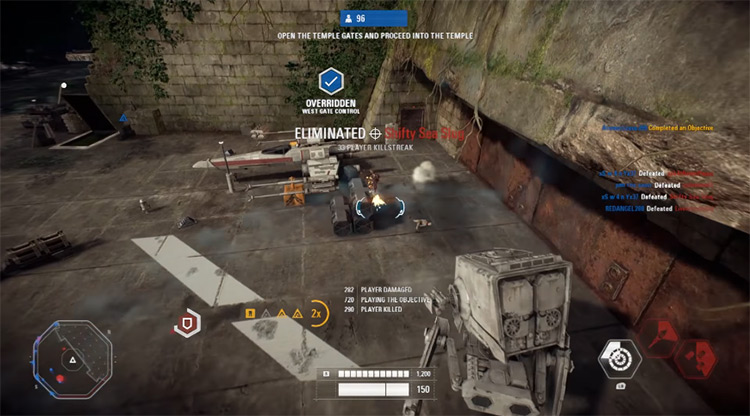 AT-ST's for All Factions Battlefront II