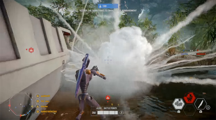 Commando Droid in Battlefront II