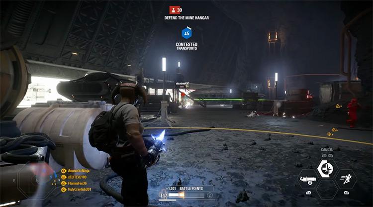 Ovissian Gunner SWBF2 Reinforcement