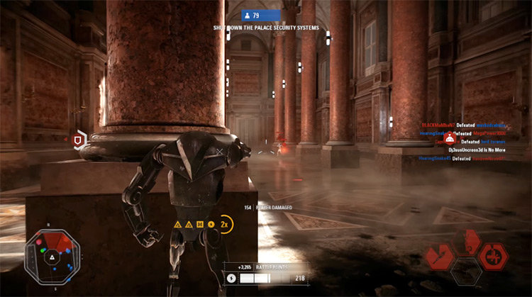 B2 Super Battle Droid SWBF2 Reinforcement