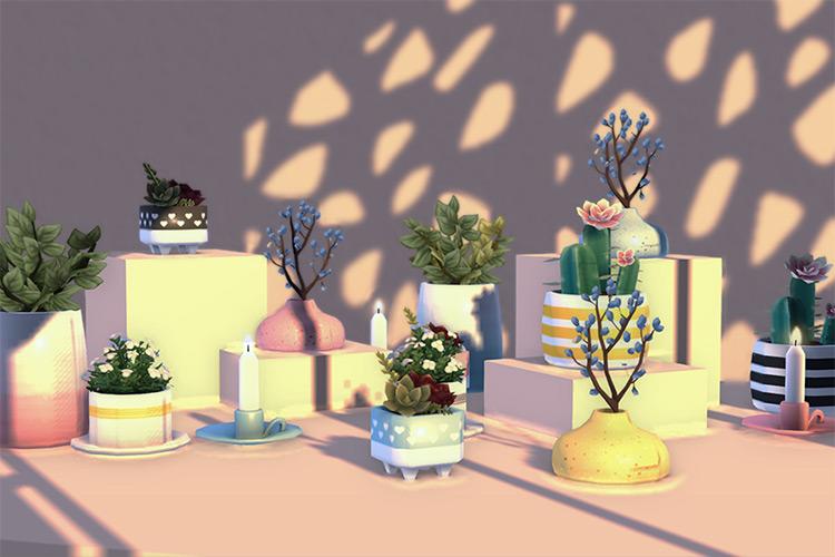 Little Ceramics Sims 4 CC screenshot