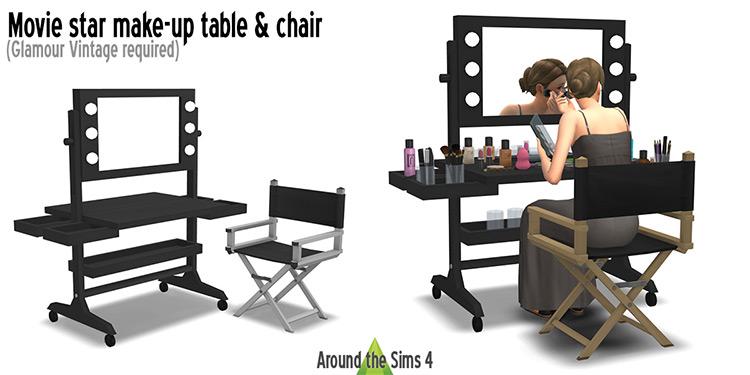 Professional Makeup Sims 4 CC