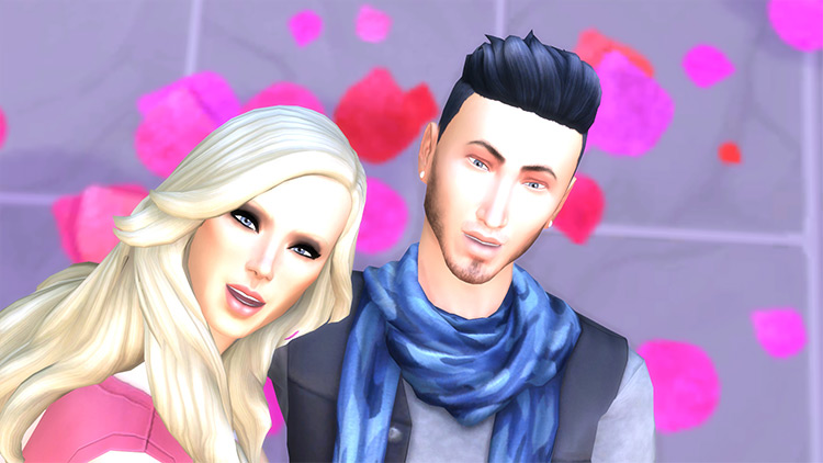 Romantic Skygaze Mod for Sims 4