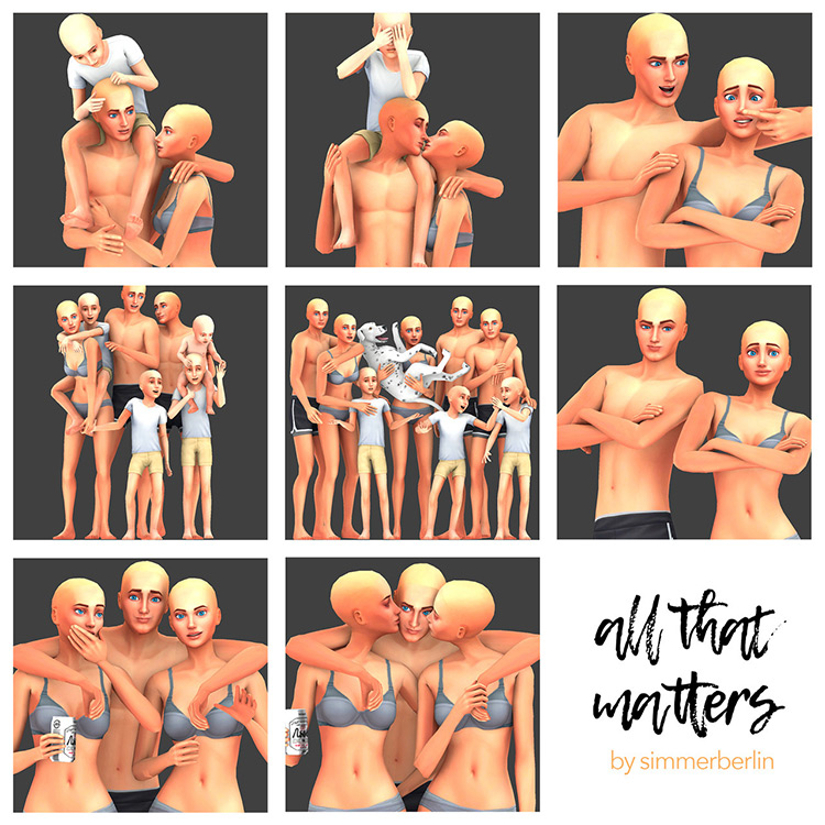 All My Life and All That Matters game mod