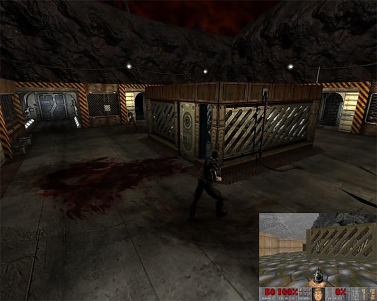 Classic Doom 3 Mod
