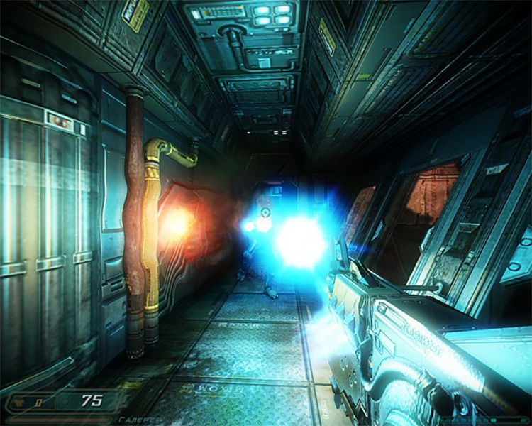 Absolute HD Mod Doom 3 Mod