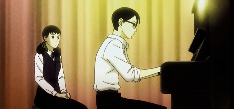 Sakamichi no Appolon piano anime