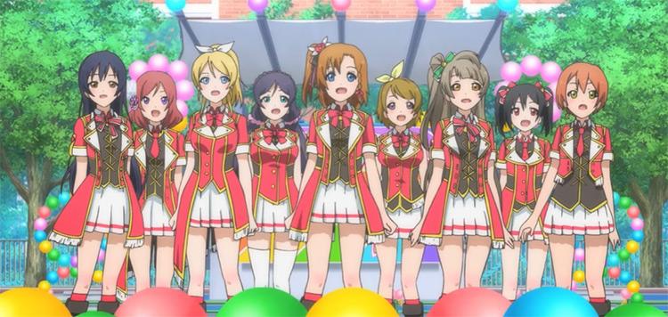 Love Live! School Idol Project Anime screenshot