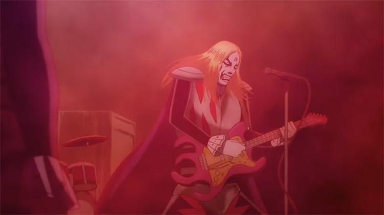 Detroit Metal City Anime screenshot