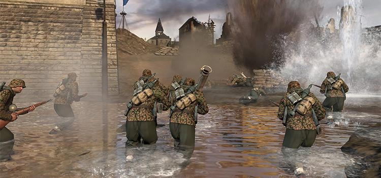 Battleground Europe Mod for CoH2