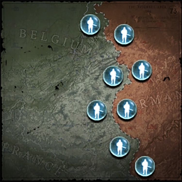 Population Cap Company of Heroes 2 Mod title
